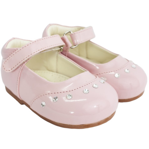 pink patent shoes diamante shoes special