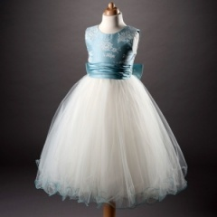 Busy B's Bridals 'April' Lace & Tulle Dress