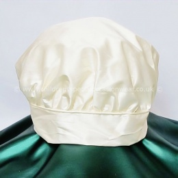 Baby Boys Millie Grace Ivory Silk Hat