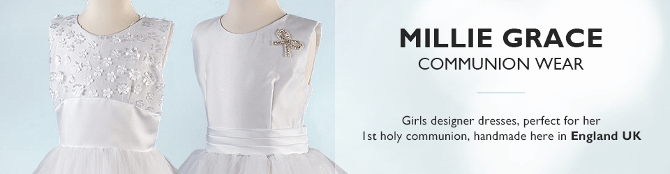 Millie Grace Girls Communion Dresses