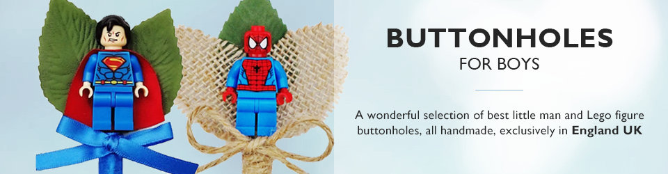 Buttonholes for Boys