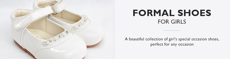 Girls Formal Shoes, Flower Girl Shoes