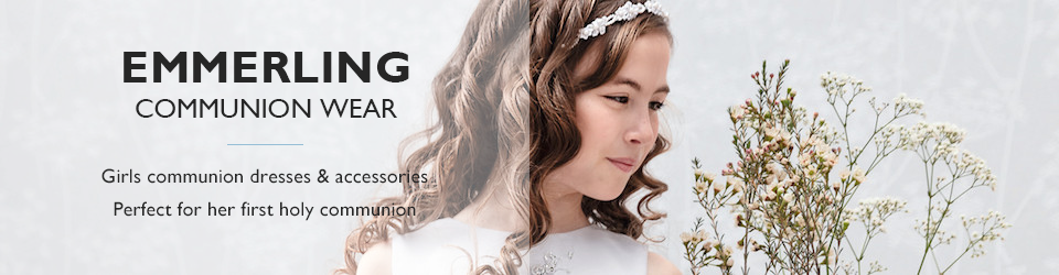 Emmerling Communion Dresses | Emmerling Communion Accessories
