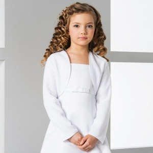 Girls Fleece Bolero Jacket by Lacey Bell Style CJP18