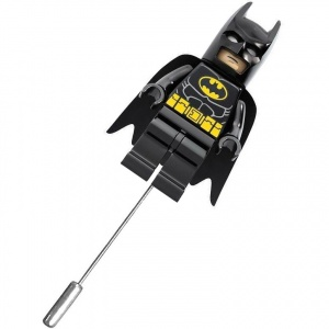 Batman Superhero Mini Figure Buttonhole Lapel Pin
