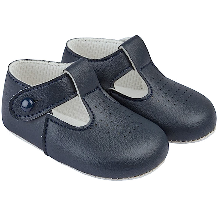 Boys Girls White Walking Shoes Baypods