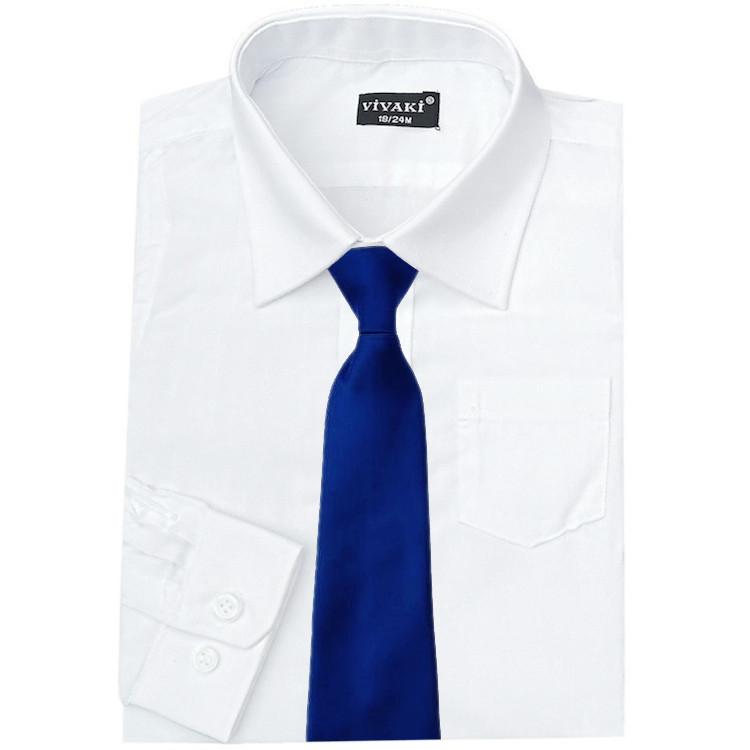Royal Blue Dress Shirt
