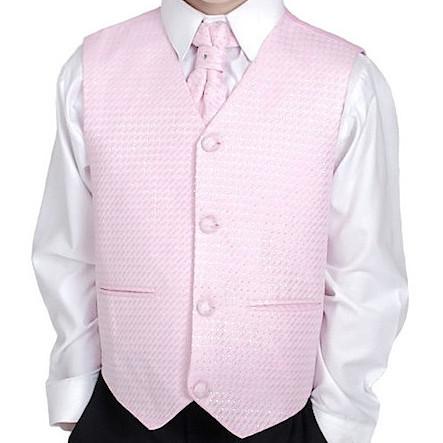 Boys wedding Cravats Boys Pink Cravat Page Boy Cravats Cravats for Boys