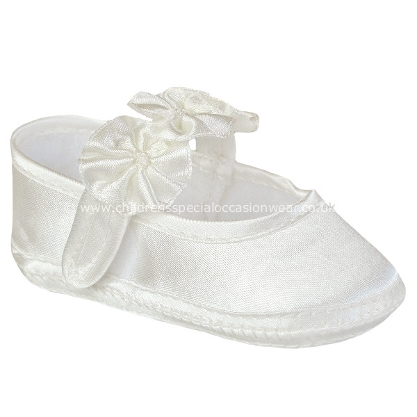 212f15d42a111 Baby Girls Christening Shoes | Girls Christening Shoes | Baby ...