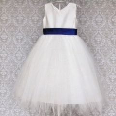 Busy B's Bridals Royal Blue Tate Sweetheart Dress
