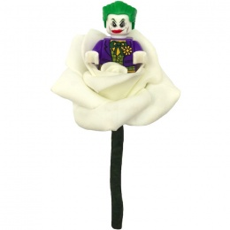 Boys Joker Ivory Rose Buttonhole