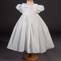 Girls Millie Grace Mabel Broderie Anglaise Dress