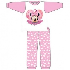 Baby Girls Official Disney Minnie Mouse Oh So Cute Pyjamas