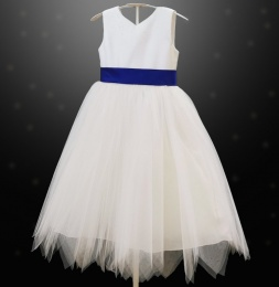Royal Blue Sweetheart Dress - Tate by Busy B's Bridals