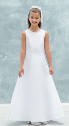 Emmerling White Communion Dress - Style 77713