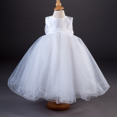 Girls Millie Grace 'Abbie' Crystal Tulle Dress