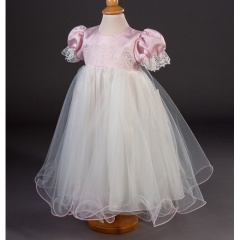 Girls Millie Grace Maude Pink Tulle Dress