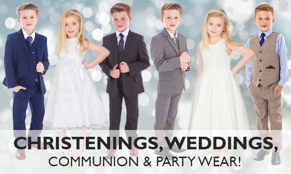 Children's Special Occasion Wear Blog