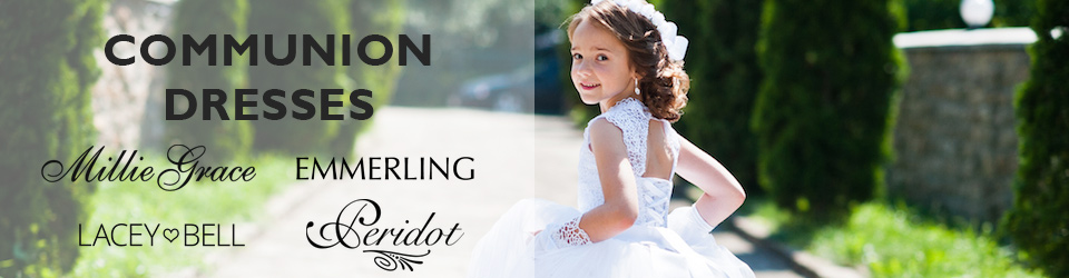 Girls First Holy Communion Dresses